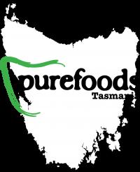 Pure Foods Tasmania Logo